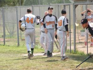 Бейсбол Скифы