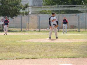 Бейсбол 10 08 2013 Симфер - 1
