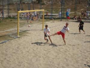 Пляж футбол Севас - 1