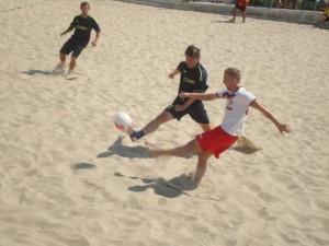 Пляж футбол Севас - 2