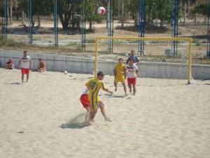 Пляж футбол Севас - 4