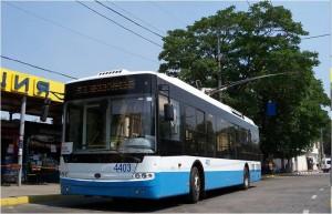 Экскурсионные троллейбусные  маршруты