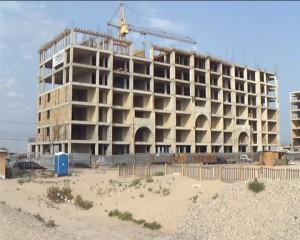 """Строительство апартаментов OOO """"Золотые пески"""""""