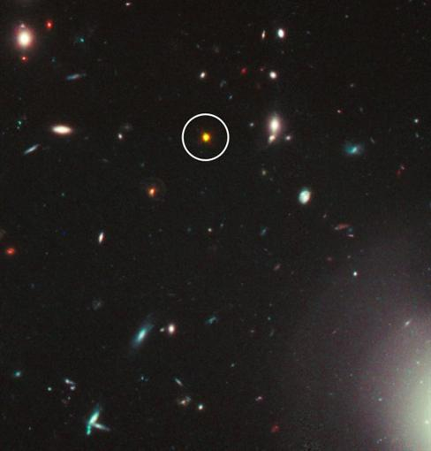 Hubble finds ghosts of quasars past  ESAHubble