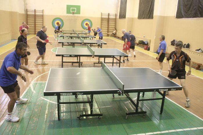 В Алуште пройдет Международный турнир по настольному теннису