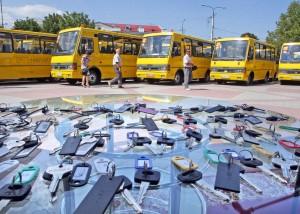 Школьные автобусы: занятная арифметика    1552 300x214