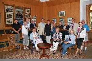 Ливадийский дворец музей посетила внучка Уинстона Черчилля     1558 300x199