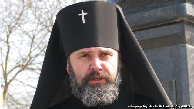 Архиепископ Климент фото Владимира Притулы, радио «Свобода»