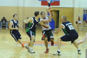 Баскетбол Муссон