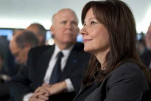 Мэри Барра Фото: пресс-служба General Motors