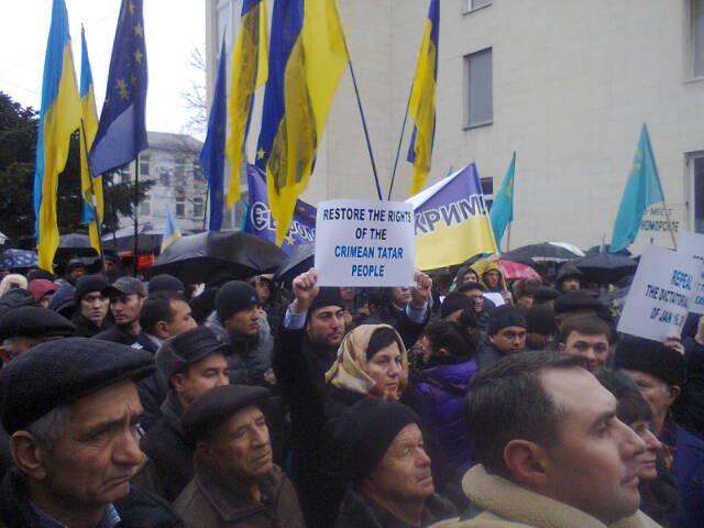 """""""Крым сегодня - это большое испытание для крымских татар"""", - Чубаров - Цензор.НЕТ 7614"""