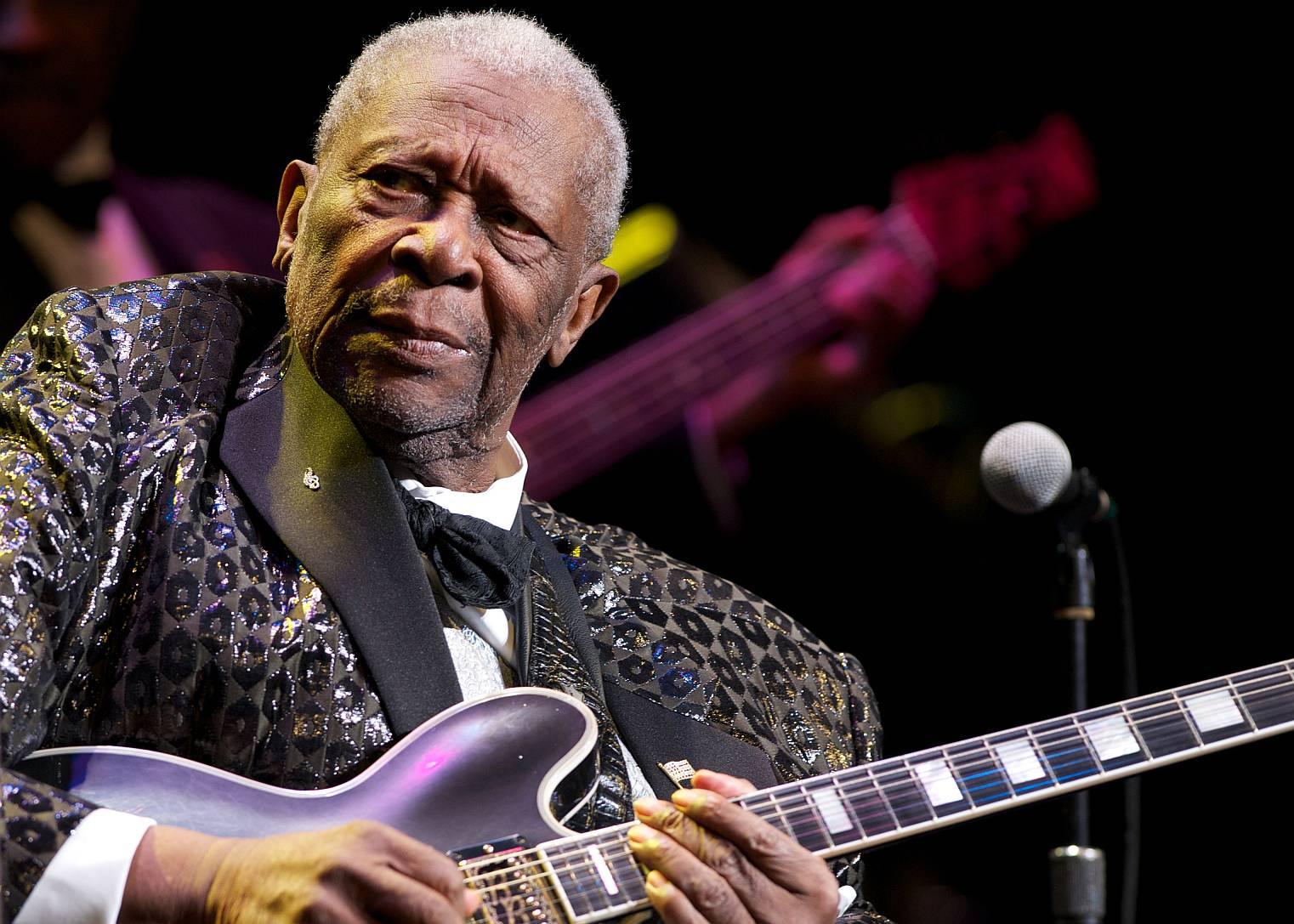 the life and musical legendary of bb king