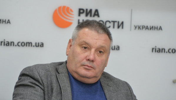 Украинский социолог Копатько вошел в группу консультантов при марионетке Кремля Аксенове