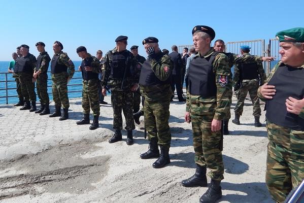 ГПУ: начальнику «Самообороны Крыма» сказали о сомнении