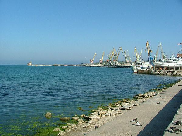 В Крыму признали ситуацию в портах «катастрофической». Волшебный Партенит