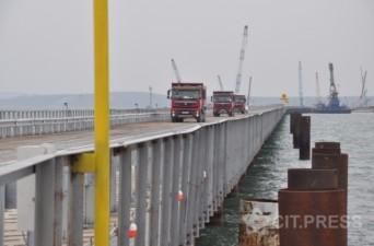 Временный технический мост