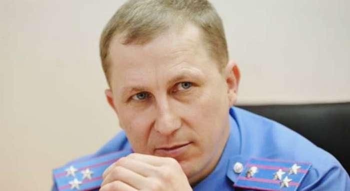 Аброськин стал главным полицейским Донецкой области
