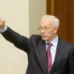 Николай Азаров Фото: AFP