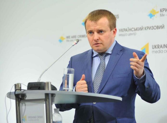 Министр энергетики Украины Владимир Демчишин. Фото: uacrisis.org