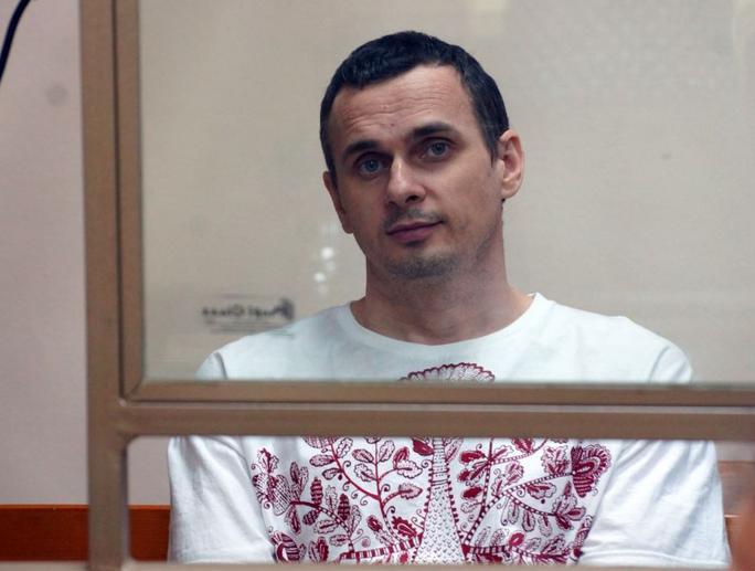 Украинская артистка обнародовала письмо отОлега Сенцова