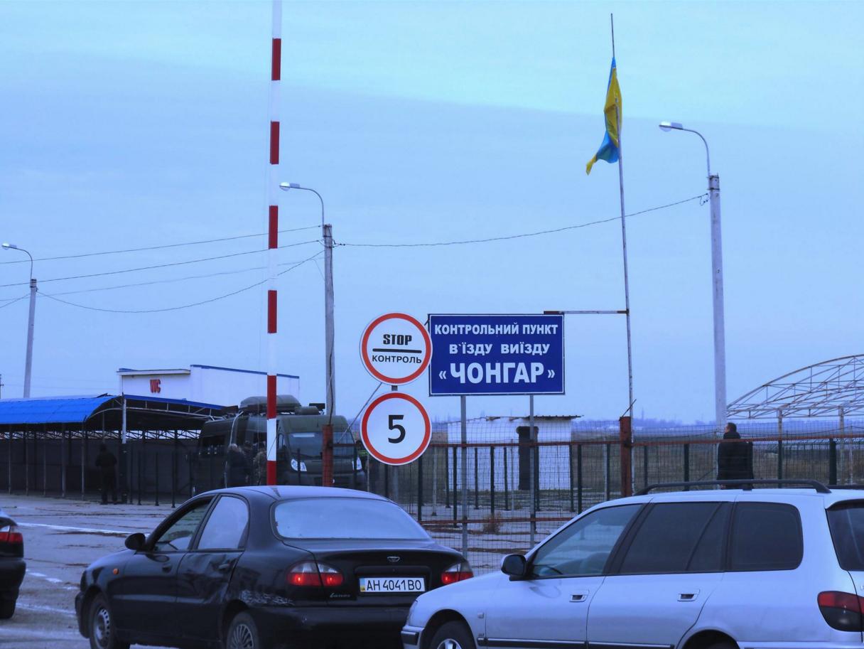 Активисты «Парнаса» готовы отказаться отКрыма из-за отсутствия украинских виз