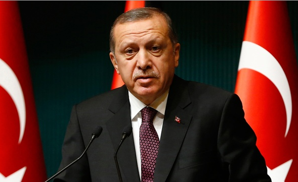 Президент Турции Реджеп Тайип Эрдоган. Фото: Reuters