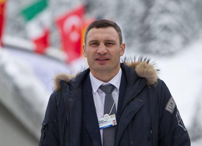 Городской голова Киева Виталий Кличко. Фото: Facebook Виталий Кличко
