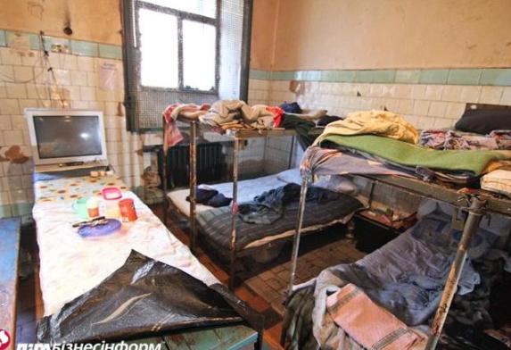 В течение недели в Лукьяновском СИЗО умерли 4 заключенных, - начальник медслужбы киевского СИЗО Письменный - Цензор.НЕТ 7789