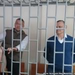 Украинцы Николай Карпюк и Станислав Клых в российском суде.