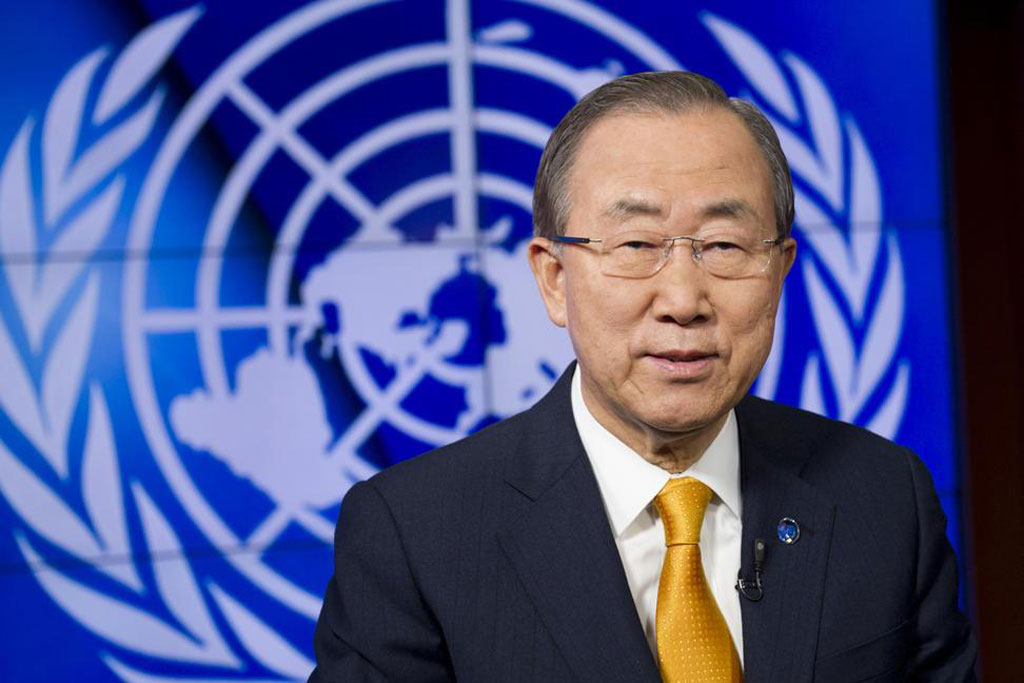 Генеральный секретарь ООН собирается обсудить вопрос Савченко сроссийскими депутатами