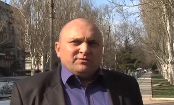Начальник Каланчакского райуправления полиции Андрей Третьяк Фото: ТСН