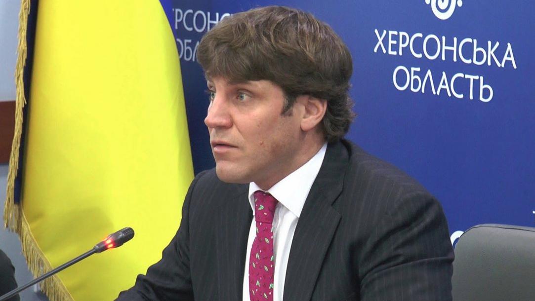 Uенеральный директор компании «Виндкрафт Украина» Карл Стурен