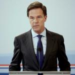 Премьер-министр Нидерландов Марк Рютте Фото: EPA