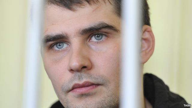 Осужденному участнику Евромайдана Александру Костенко отказали вУДО