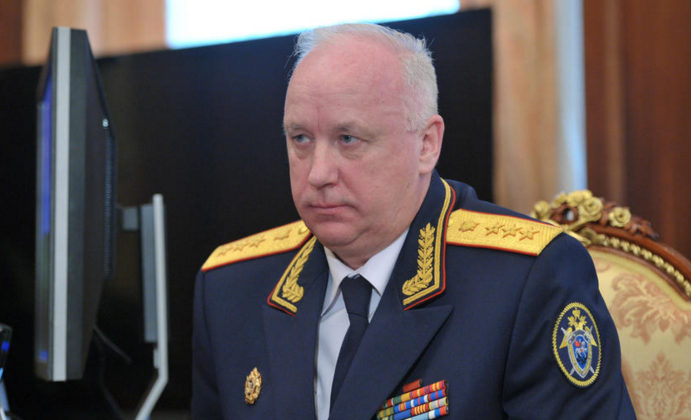Председатель СК РФ Александр Бастрыкин Фото: РИА Новости