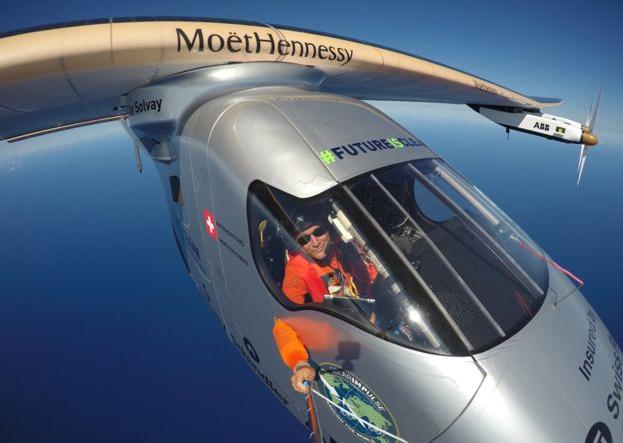Фото: Solar Impulse