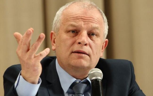 Первый вице-премьер Украины Степан Кубив