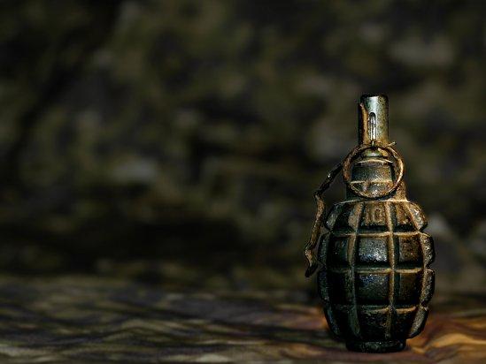 Неизвестные взорвали две гранаты воЛьвове