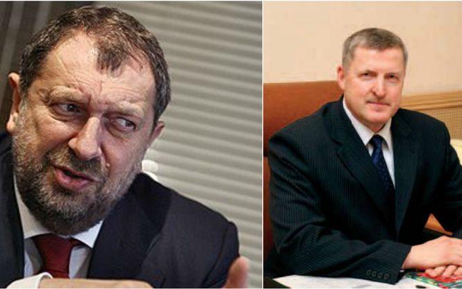 Александр Матусович-Резник и Николай Аулов