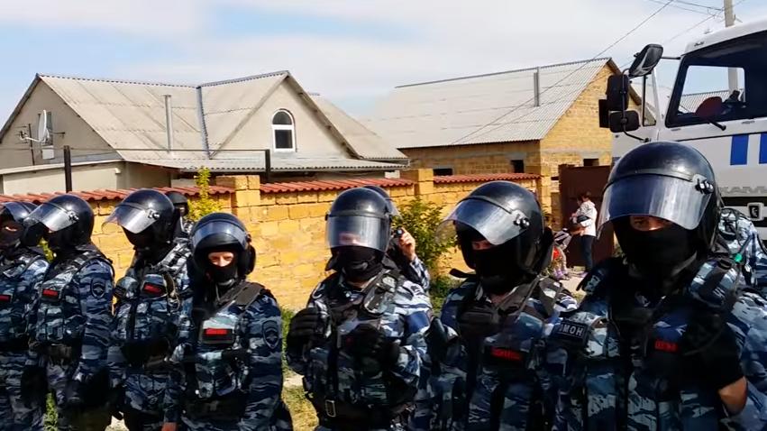 Воккупированном Крыму похитили крымского татарина