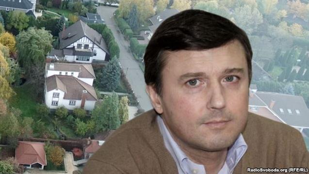 "Экс-глава госкомпании ""Укрспецэкспорт"" Сергей Бондарчук"