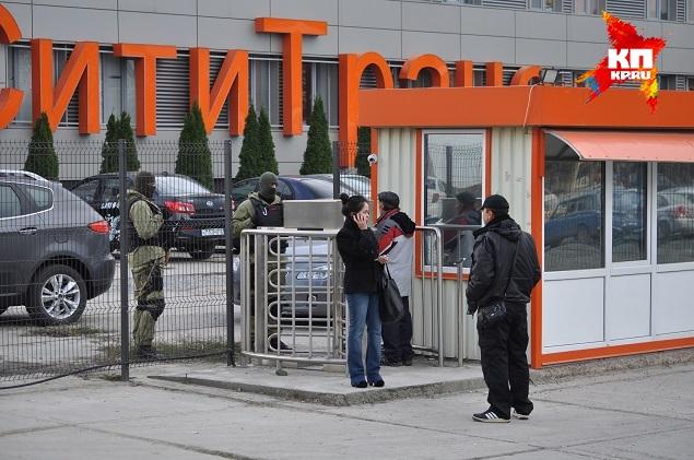 "Обыск на ""СимСитиТрансе"", ноябрь 2015 года"