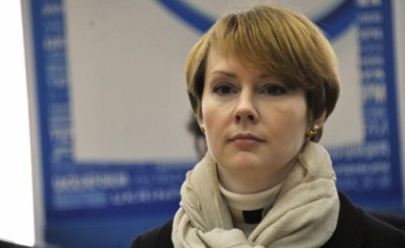 Заместитель министра иностранных дел Украины Елена Зеркаль Фото: Укринформ