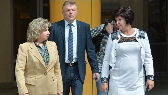 Лутковская планирует посетить всех заключенных в Российской Федерации украинцев