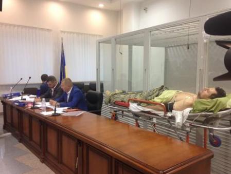 «Сообщника» Онищенко Постного без сознания вывезли из клиники всуд