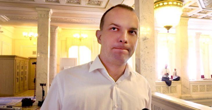 Глава антикоррупционного комитета Верховной Рады Егор Соболев