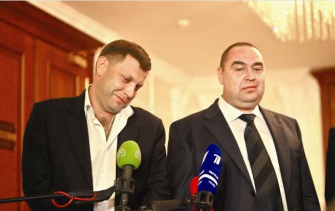 ЛНР иДНР вводят режим предотвращения огня