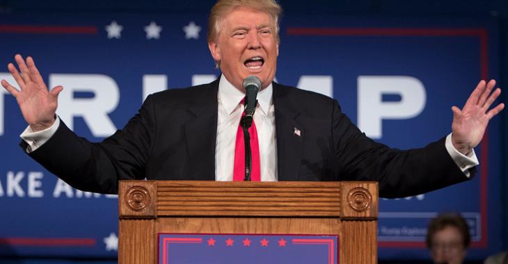 Дональд Трамп Фото: AP