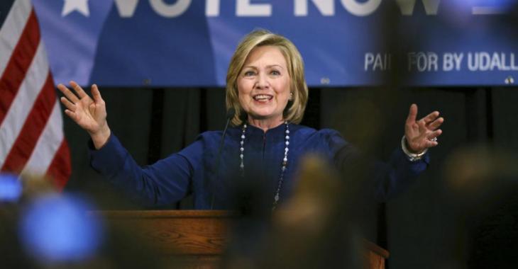 Хиллари Клинтон Фото: Reuters