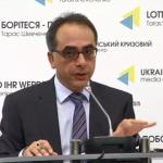 Посол Турции в Украине Йонет Тезель